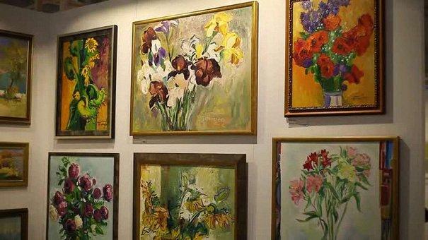 Українські художники вперше взяли участь у виставці доступного мистецтва в Мілані