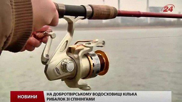 На Львівщині браконьєрів штрафують за риболовлю в період нересту