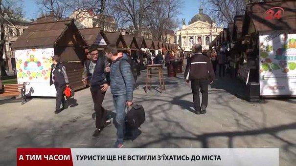 Львів готується до Великодня