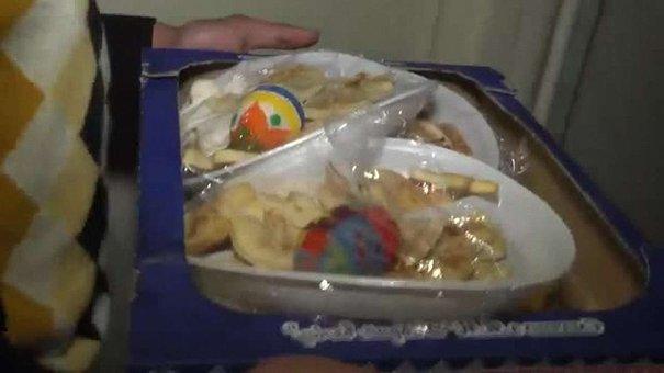 Діти з Бориславського спецінтернату спекли печиво для поранених військових
