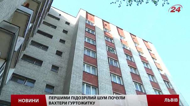 Стали відомі подробиці підпалу дільничного пункту міліції у Львові