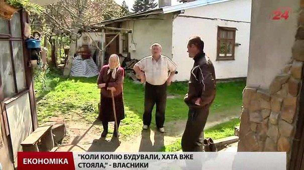 «Львівська залізниця» претендує на землю мешканців Брюхович