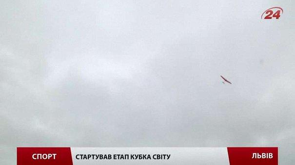 Львівщина вперше в історії прийняла кращих авіамоделювальників світу