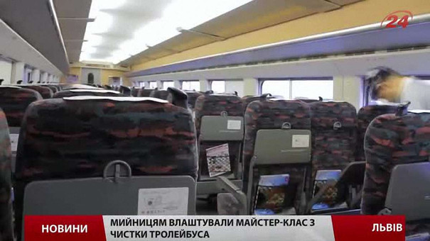 Львівський електротранспорт стане чистішим