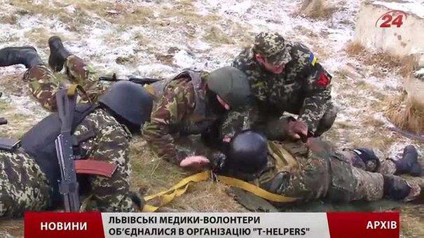 У Львові створили навчальний фільм для бійців про надання меддопомоги на фронті