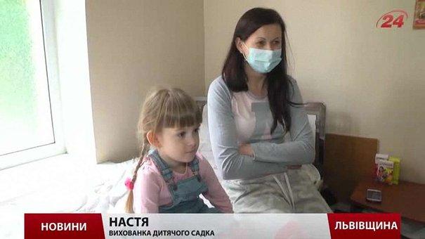 У червоноградській лікарні уже 10 дітей, у половини з них – сальмонельоз