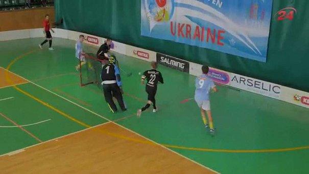 Львівські флорболісти тріумфували на міжнародному турнірі