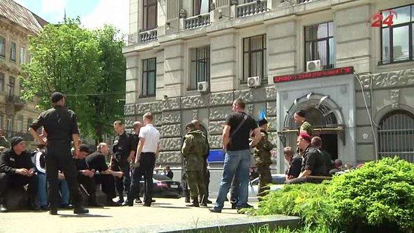 МВС хоче ліквідувати львівський батальйон екс-беркутівців