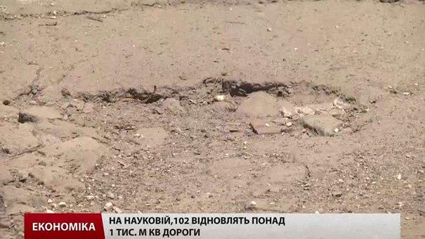 На ремонти міжквартальних доріг райадміністрації у Львові отримали кошти