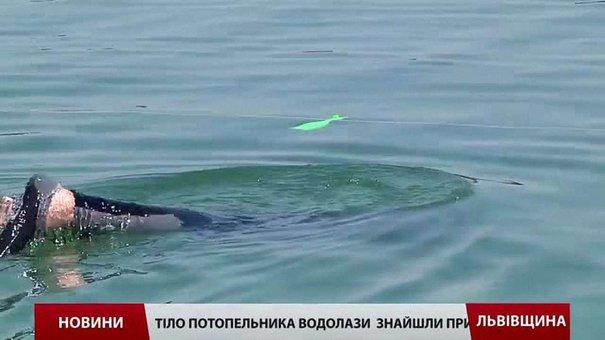 Водолази знайшли тіло хлопця, якого з неділі шукали на Миколаївському озері