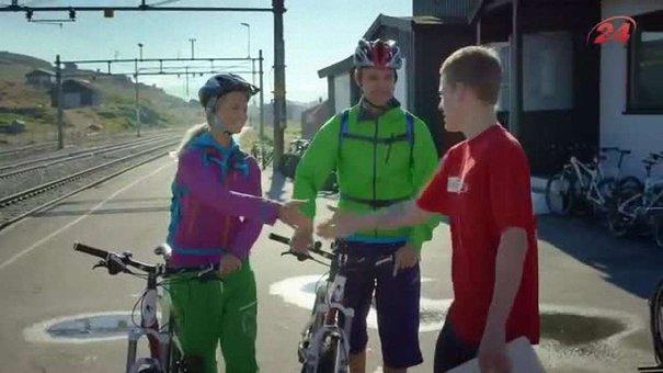 На Львівщині стартував Європейський Тиждень велотуризму