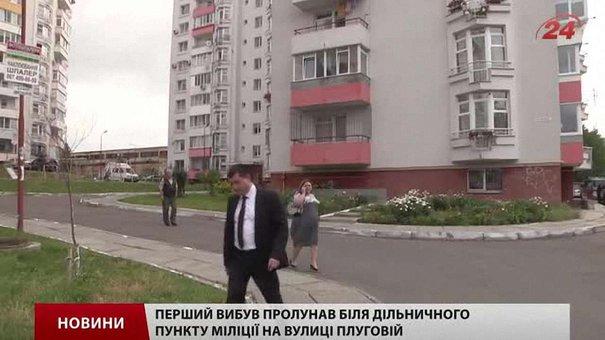 Постраждалі від вибухів львівські правоохоронці залишаються у важкому стані