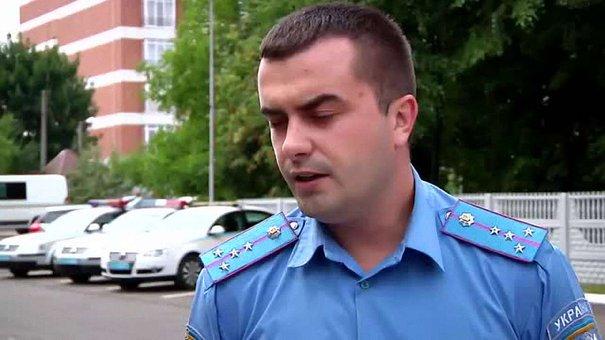 На п'яного бізнесмена склали три адмінпротоколи за дебош у центрі Львова