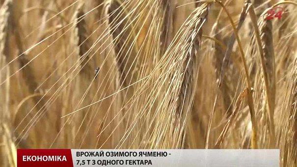 На Львівщині жнивують усі райони