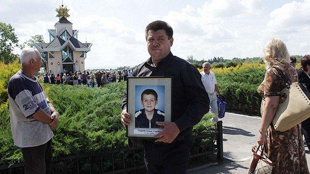 У Львові пом'янули жертв Скнилівської трагедії