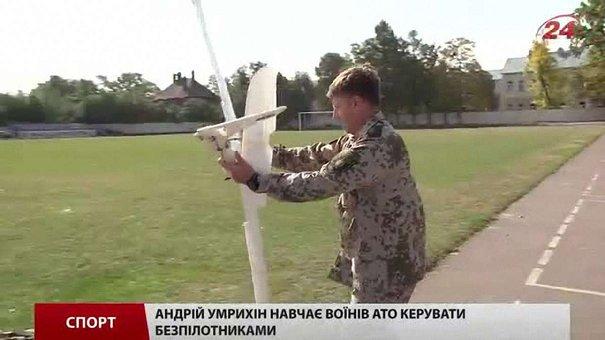 Чемпіон Європи з авіамоделювання мріє про мирне небо над Україною
