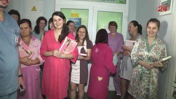 У Львові вперше в Україні свідоцтво про народження почали видавати ще в пологовому