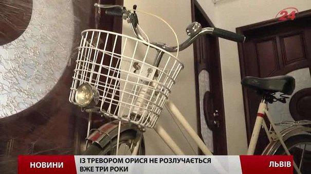 Львів'яни на день пересіли на велосипеди