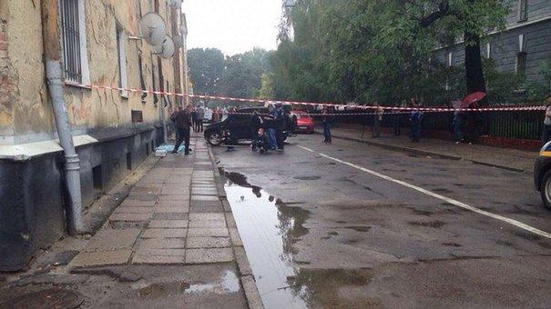 Дружина убитого у Львові чоловіка заявила, що йому погрожував «Вова Морда»