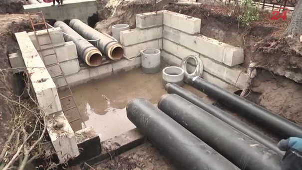 Гарячу воду львівським багатоповерхівкам на вул. Науковій повернуть у суботу