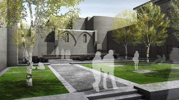 У Львові розпочинають реконструкцію єврейського Будинку Навчання