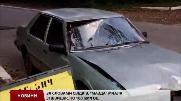 Водій, який збив чотирьох школярів у Бориславі, був «під кайфом», – свідки