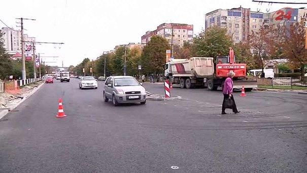 У Львові для проїзду відкрили вулицю Сихівську