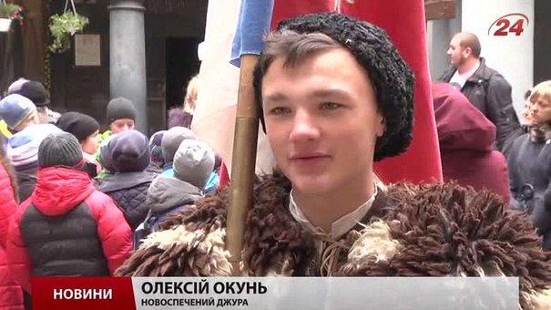 У Львові посвятили ще одного помічника козацької старшини
