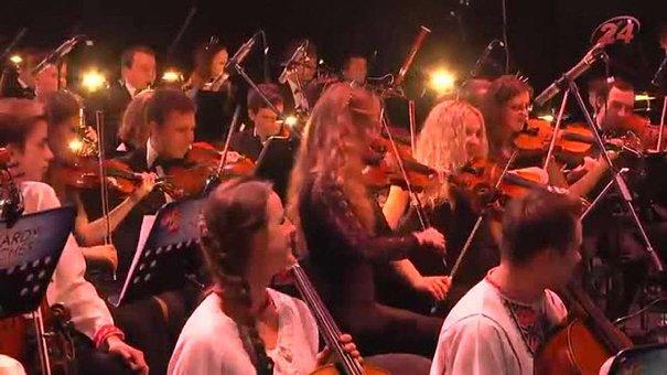 Львівський оркестр «INSO-Львів» переміг у другому турі «Битви оркестрів»