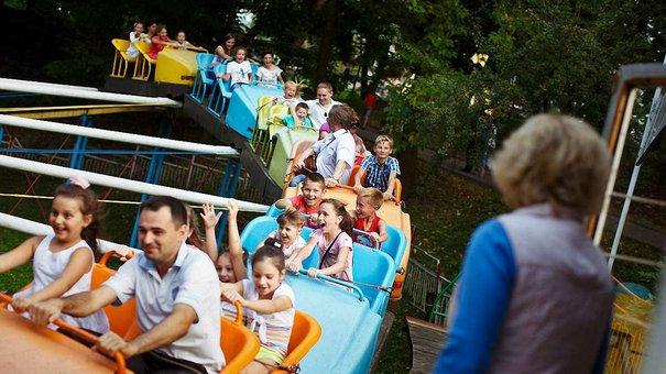 Квитки на атракціони у львівському парку культури вдвічі дешевші