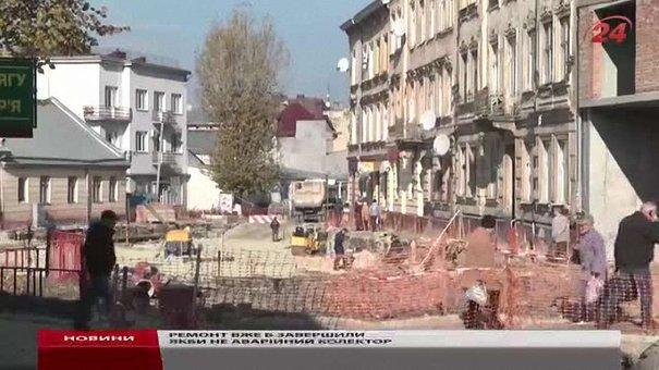 Вулицю Гайдамацьку у Львові планують відкрити до Нового року