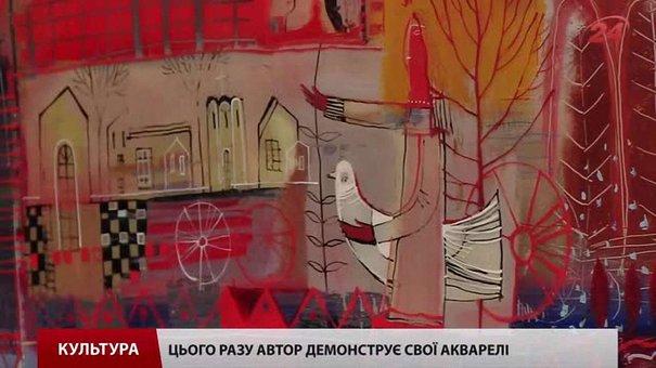 Роман Опалинський відкрив персональні виставки одночасно у п'яти країнах