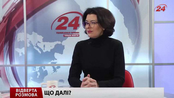 Оксана Сироїд радить львів'янам перед виборами поїхати подивитись на інші міста