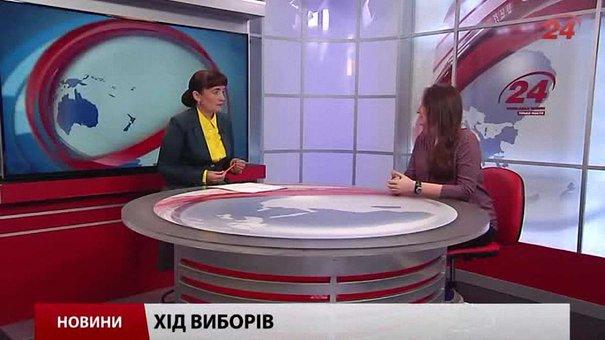 Спецпроект «Вибори у Львові»