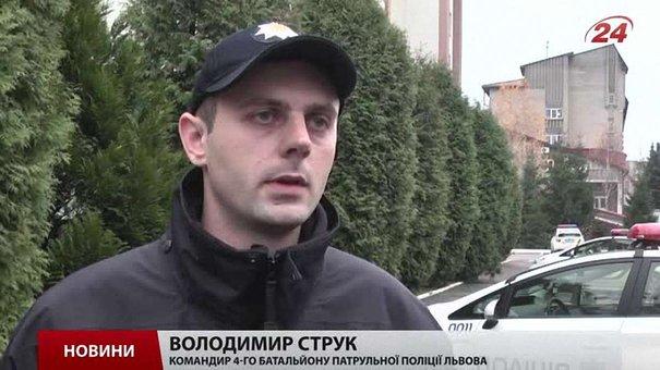 Львівська поліція зафіксувала рекордну дозу алкоголю у крові водія