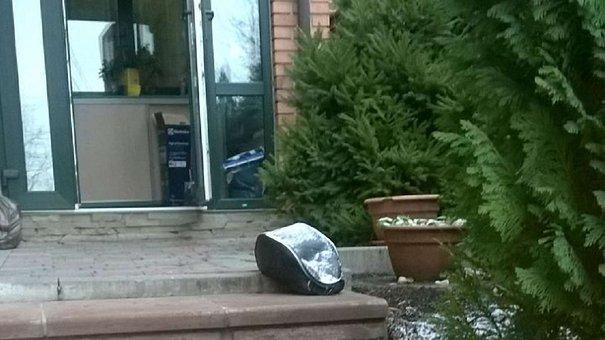 У покинутій на вулиці сумці у Львові виявили бойову гранату
