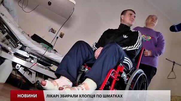У львівському військовому шпиталі хочуть відкрити ще одну кімнату реабілітації