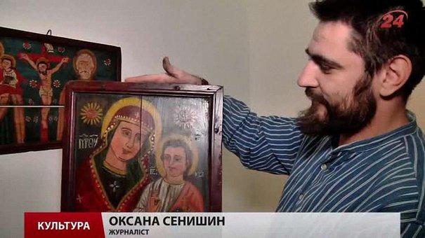 У національному музеї Шептицького у Львові готують до виставки близько 200 старовинних ікон