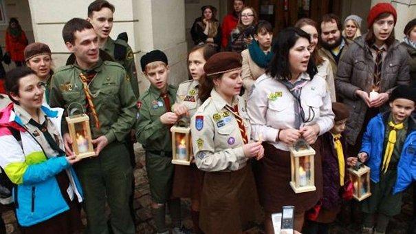 19 грудня до Львова привезуть Вифлеємський вогонь
