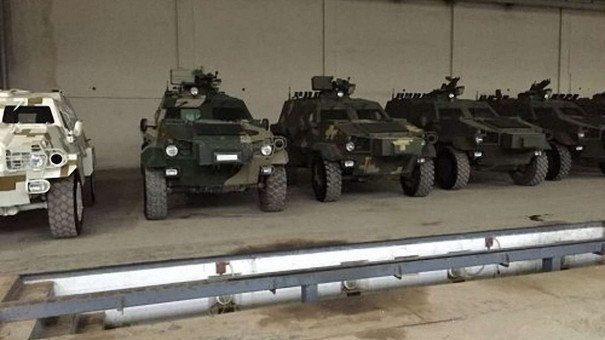 Українська армія озброюється «Дозором–Б»
