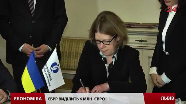 ЄБРР виділив Львову додаткові €6 млн на закінчення трамвайної колії на Сихів