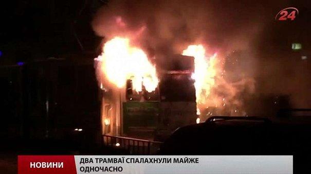 Згорілий львівський трамвай відремонтують і виведуть на лінію вже у лютому