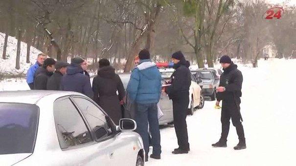Львів'яни перешкодили незаконному будівництву на вулиці Кримській