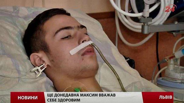 Діагноз 17-річного пацієнта львівського ОХМАТДИТу шокував навіть досвідчених медиків