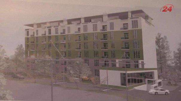 Шість фірм зголосились будувати у Львові житло для учасників АТО