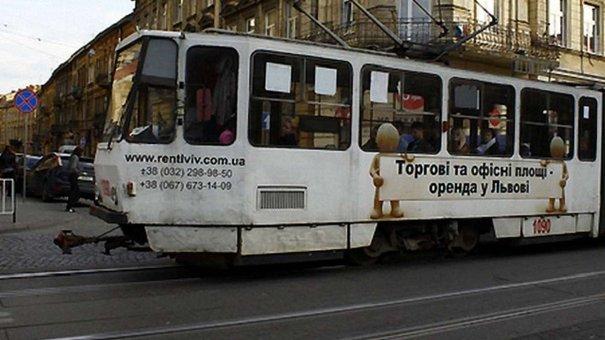 Трамваї №5 і №6 поїдуть вулицею Замарстинівською наступного тижня