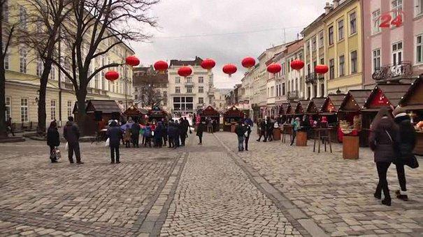 Львів святкує Китайський Новий рік