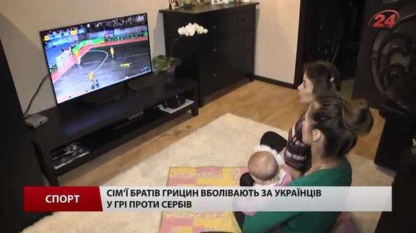 Сім'ї гравців футзальної збірної України не можуть повірити у поразку команди