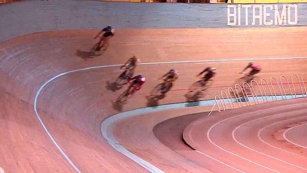 У Львові завершилась обласна першість з велотреку