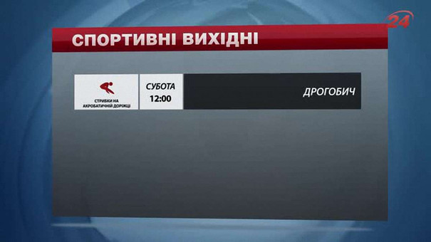 На вихідних на Львівщині змагатимуться хокеїсти, волейболісти та акробати